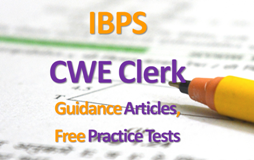 IBPS CWE CLERKS-VI Syllabus, Exams Schedule and Scheme