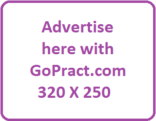 Advertise with GoPract.com