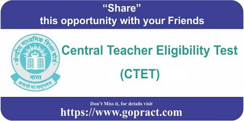 What is the Procedure to Check the CTET Result 2018?