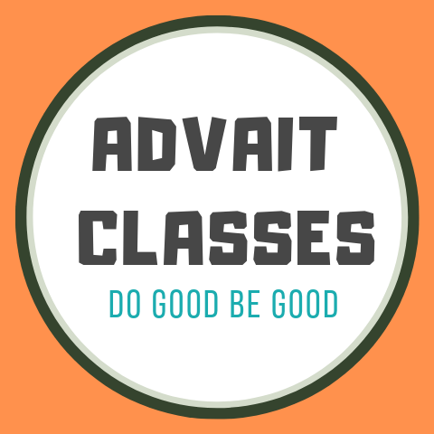 ADVAIT CLASSES, DO GOOD BE GOOD