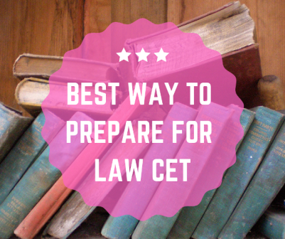 Best way to prepare for LAW CET