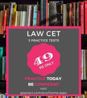 LAW MH-CET 2020 (3 YEAR COURSE)